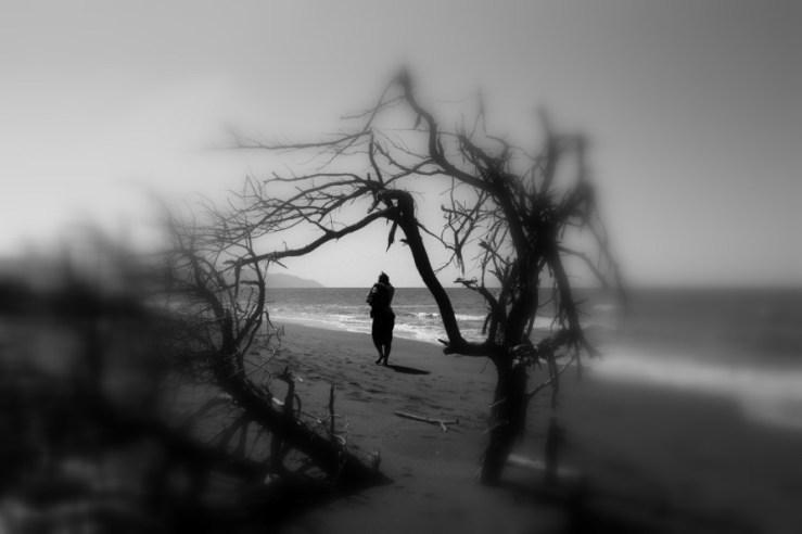 woman-beach-alone